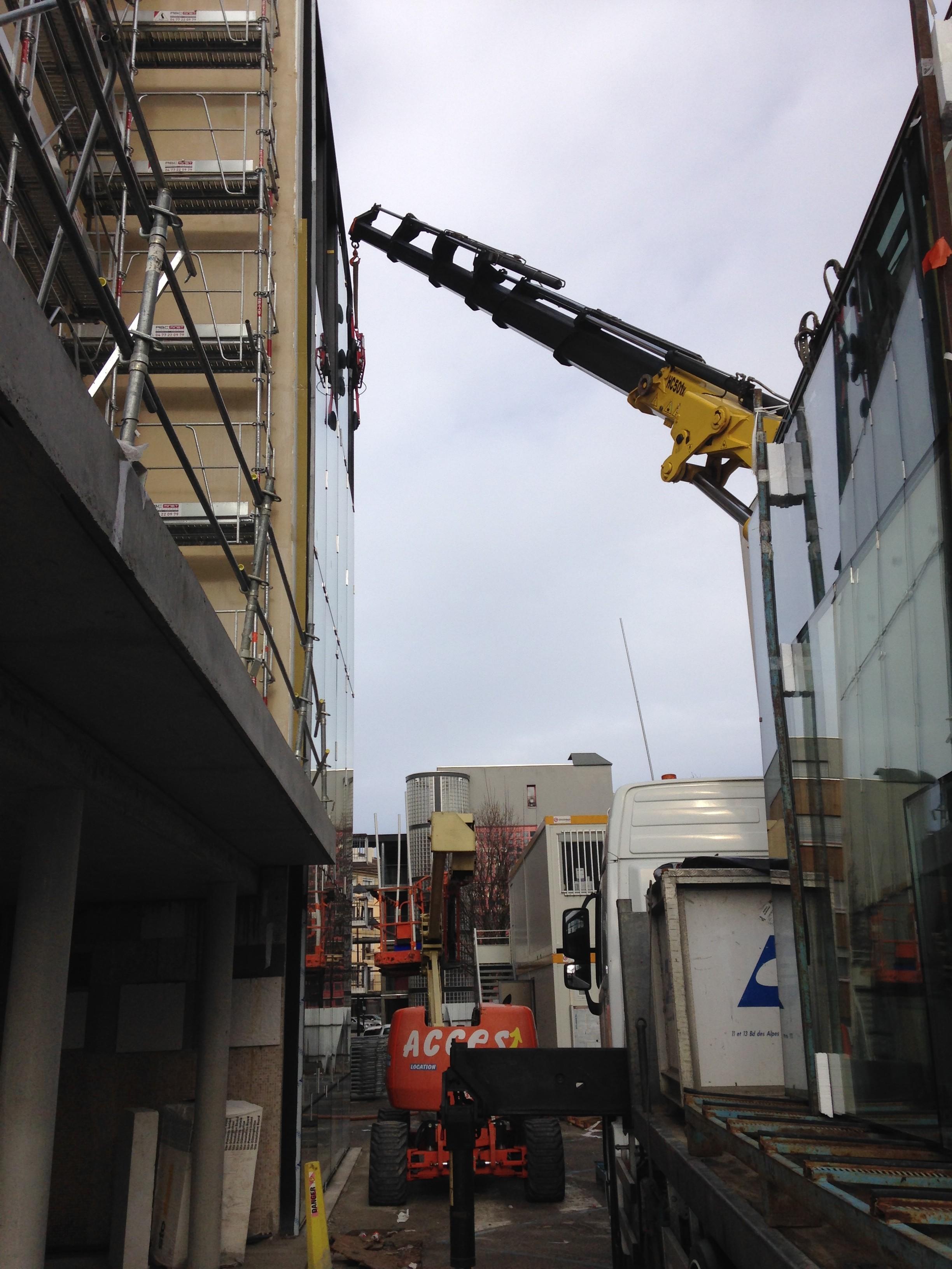 chantier mairie cran gevrier