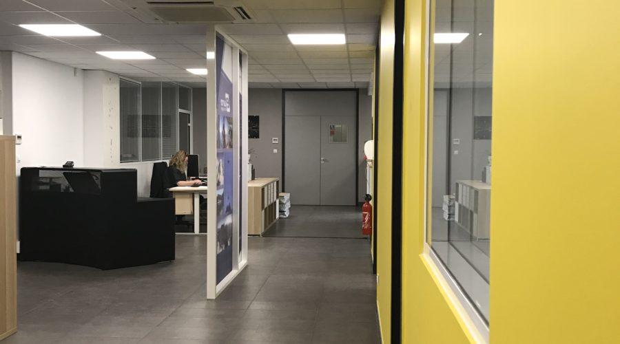 bureaux eurovitrage